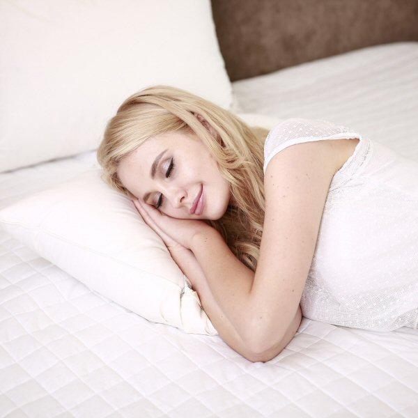 Get a good night's sleep every night
