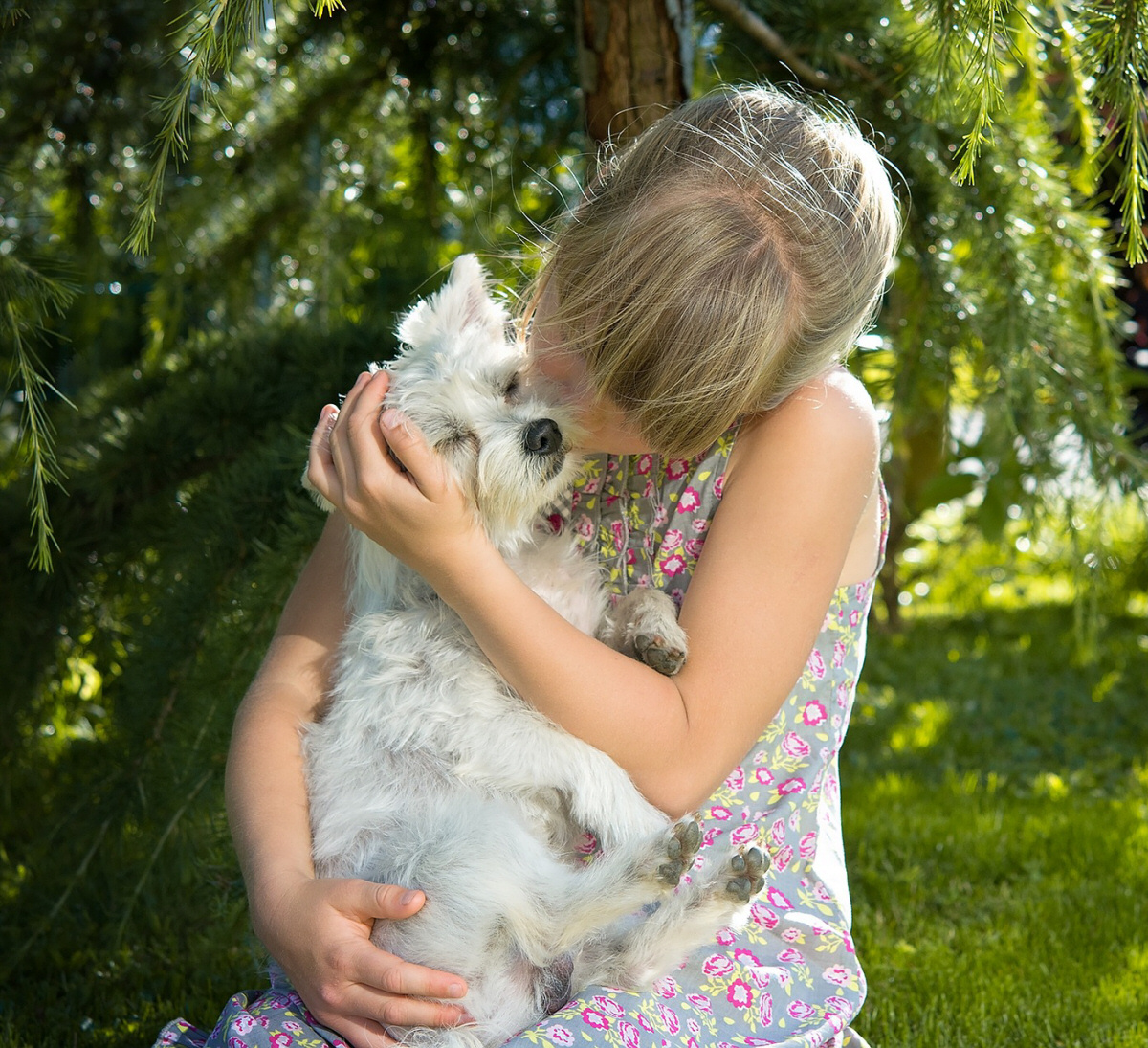 How to Teach Your Child to Help Take Care of Your Dog