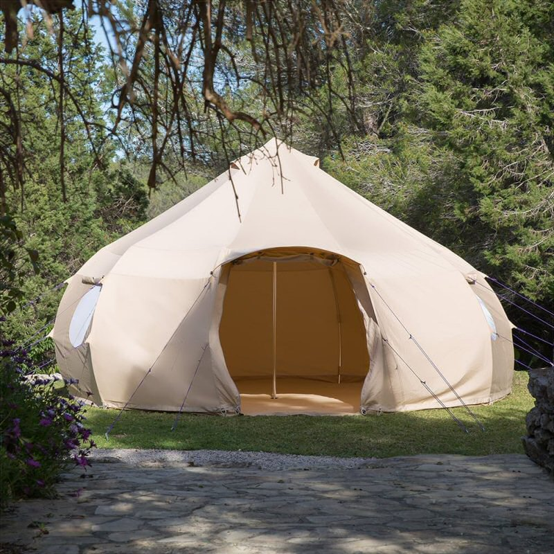 Boutique Camping Luna Bell Tent