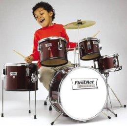 boy on drums