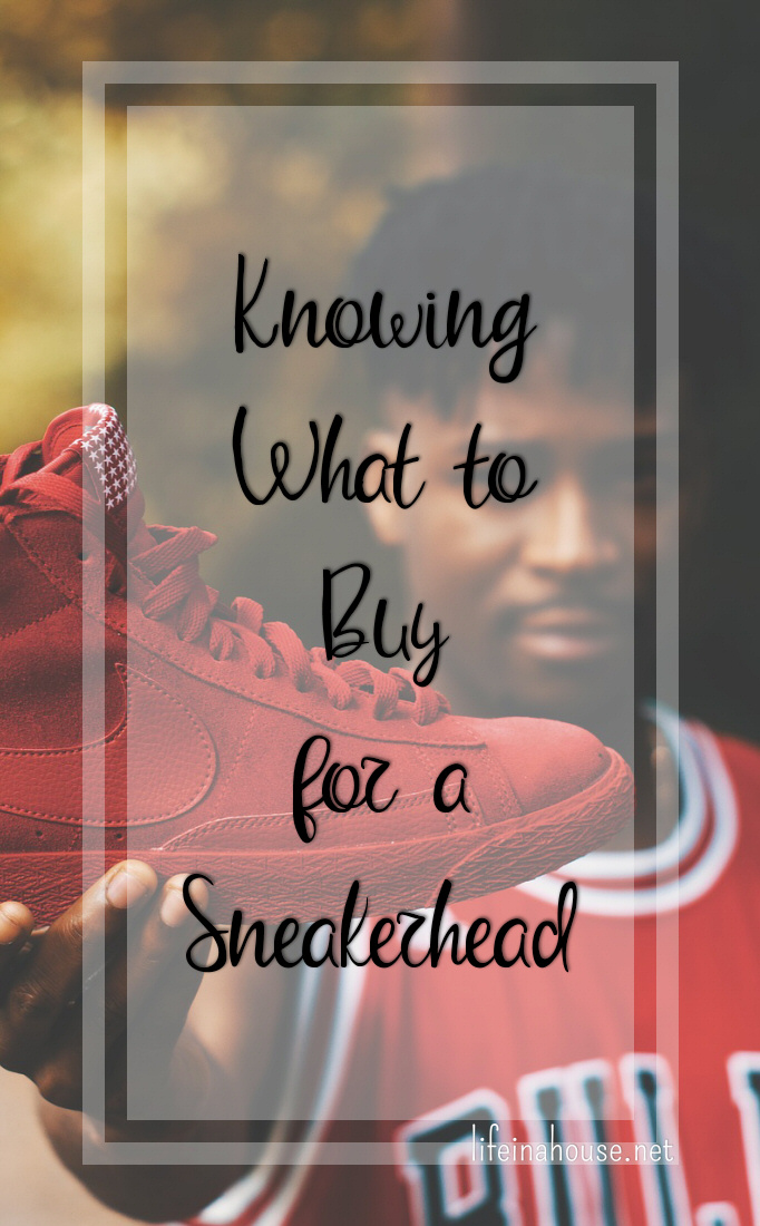 Knowing What to Buy a Sneakerhead