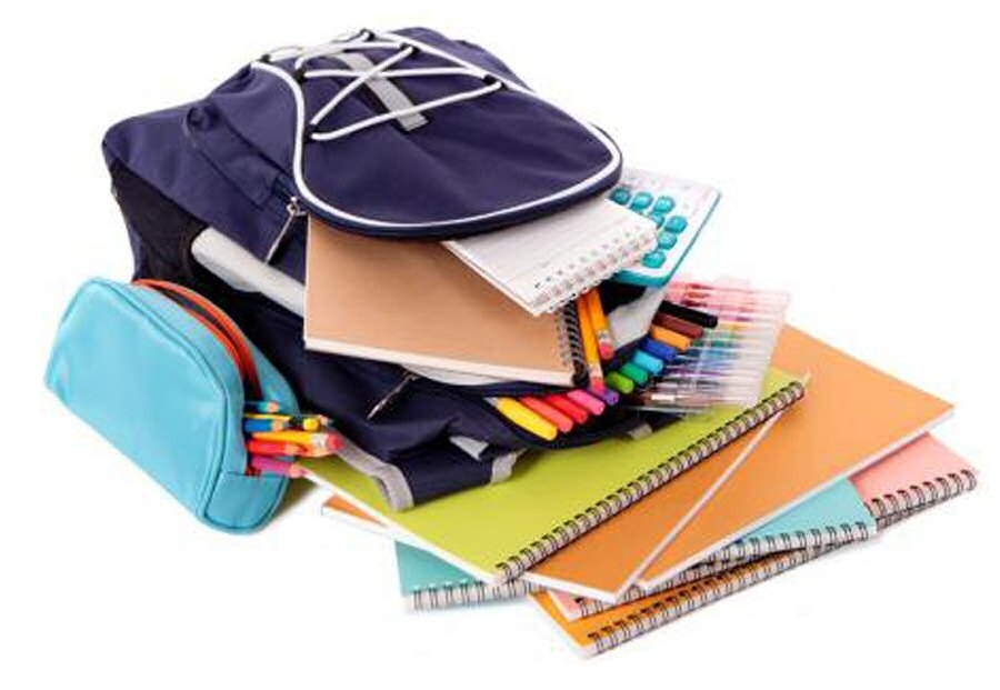 Donate Filled Backpacks with School Supplies