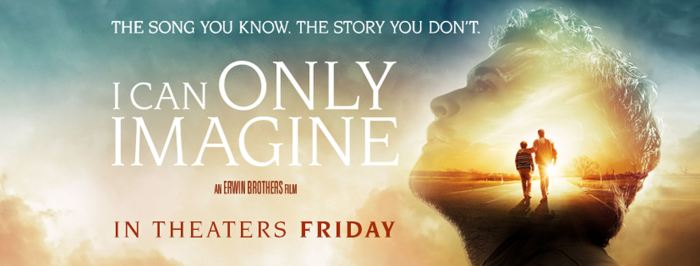 Fandango Movie Ticket Giveaway – I Can Only Imagine – In Theaters March 16, 2018