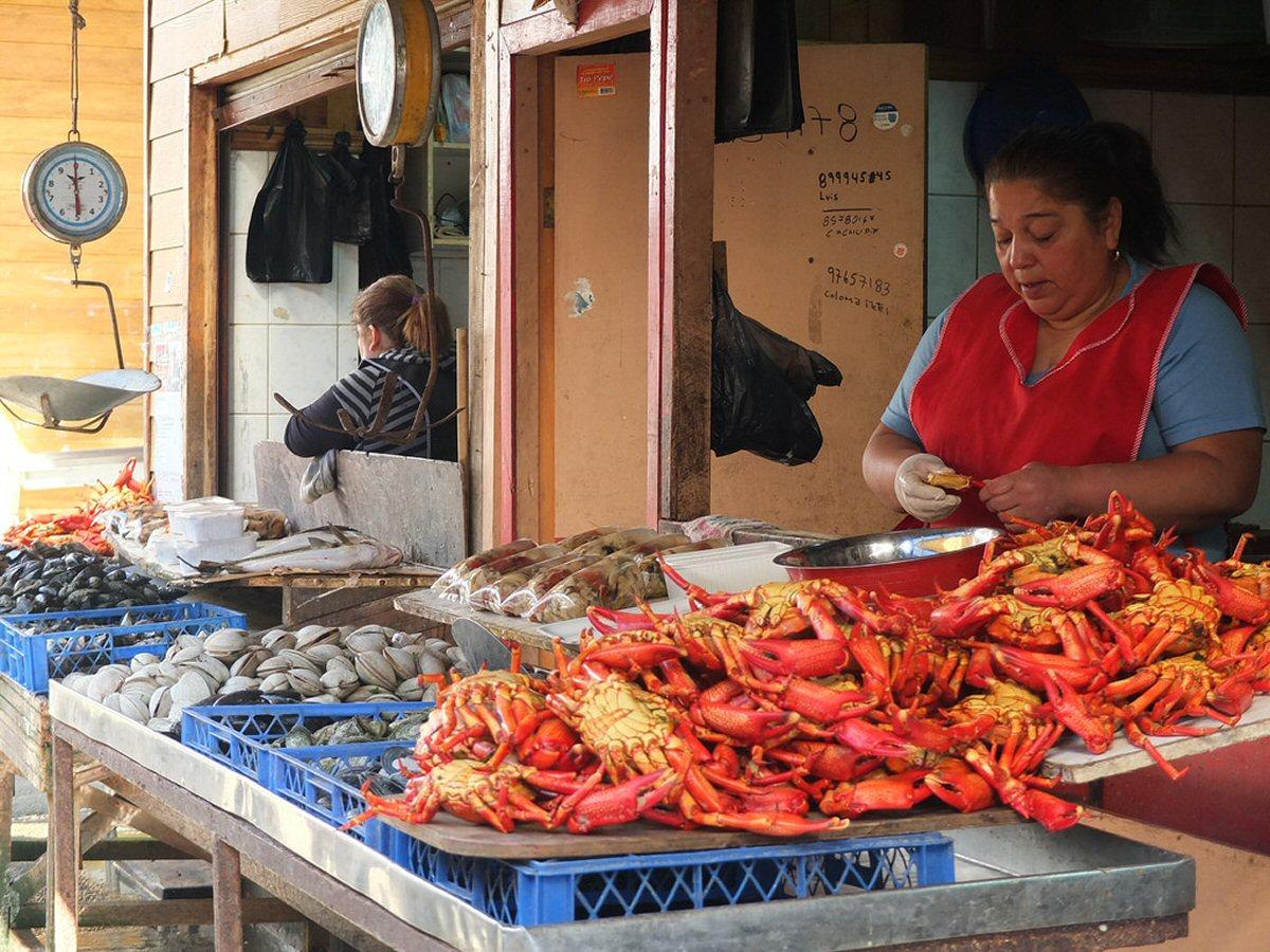 chile local cuisine