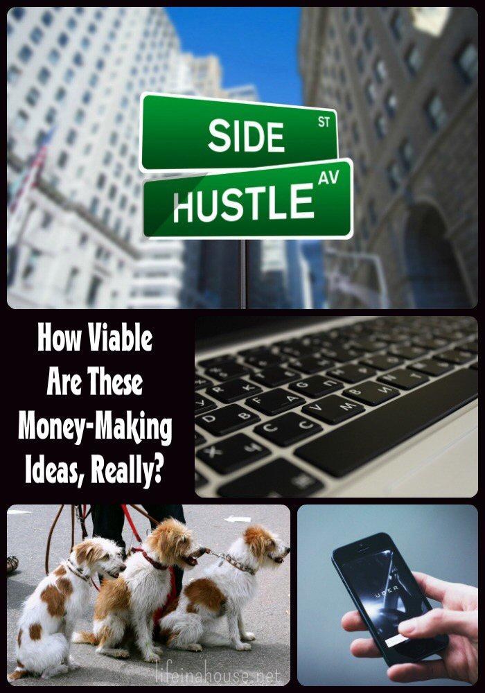 Side Hustle Income