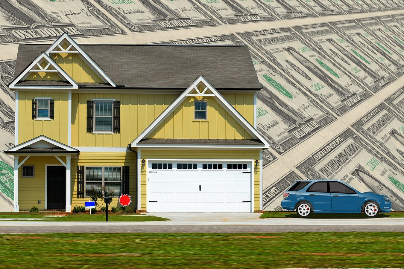 Paying Household Bills