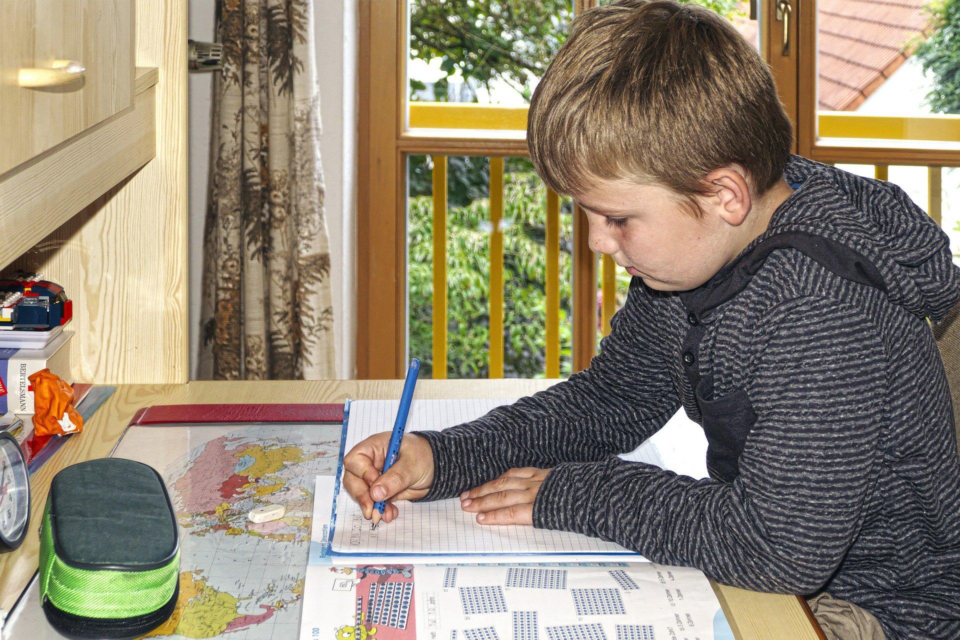 Help Them With Homework