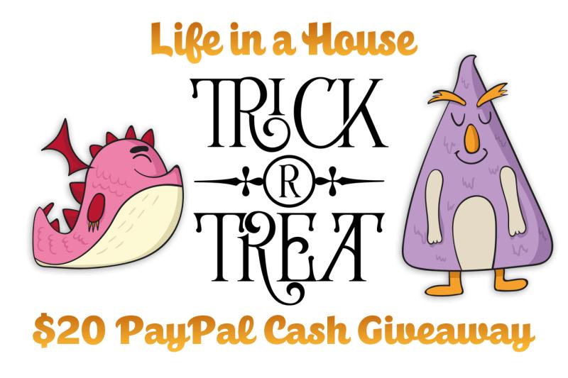 Enter Our Howl-O-Ween Hop Giveaway