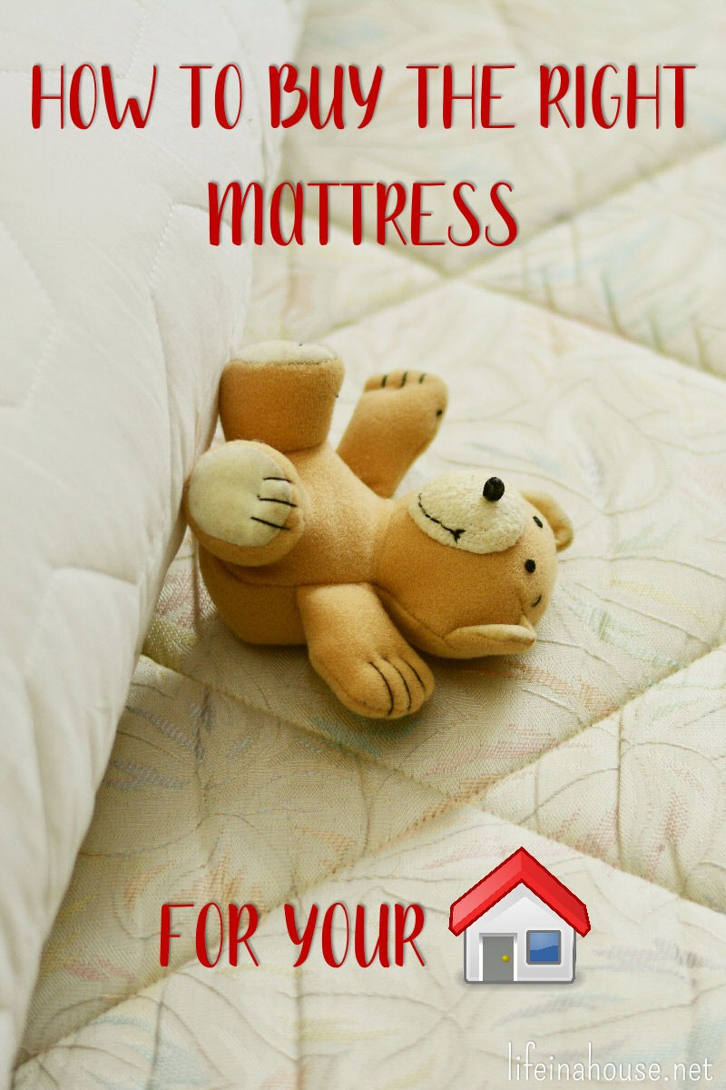 how to buy the right mattress