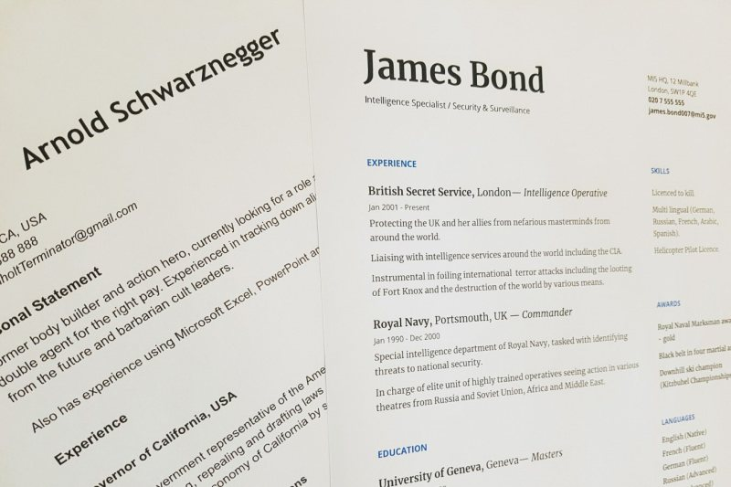 3 Tips to Creating an Incredible Resume
