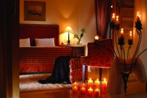 music and aroma for the bedroom
