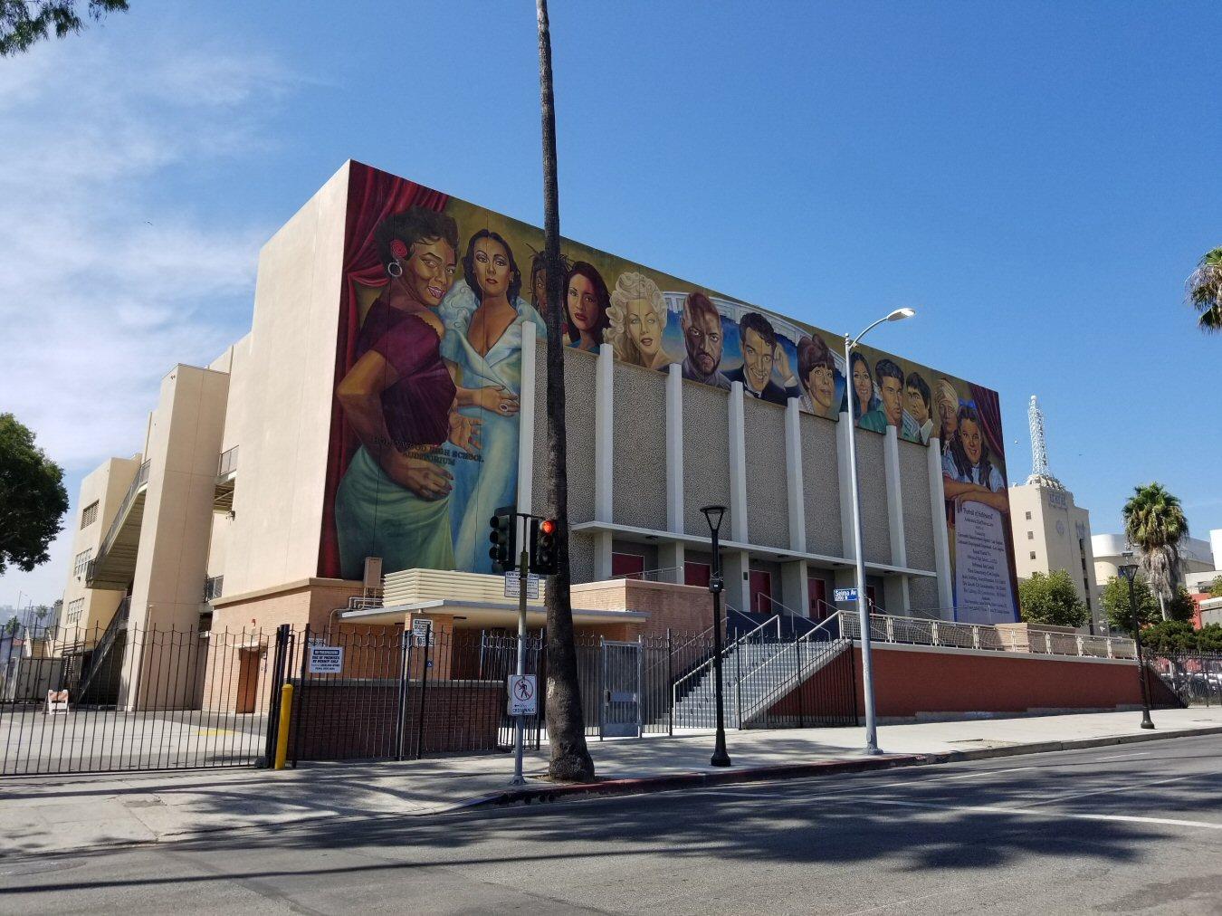 Hollywood High School East Side