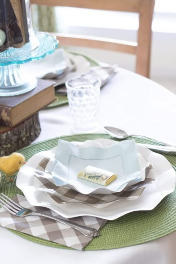Week 221 Easter Table Setting from Kippia at Home