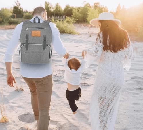 Diaper Bag Backpack by KeaBabies