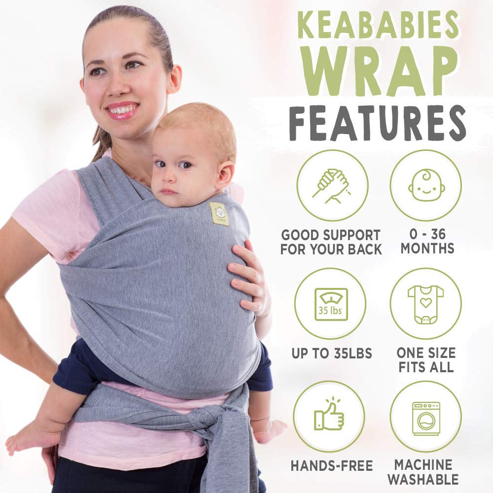 Keababies Wrap Features