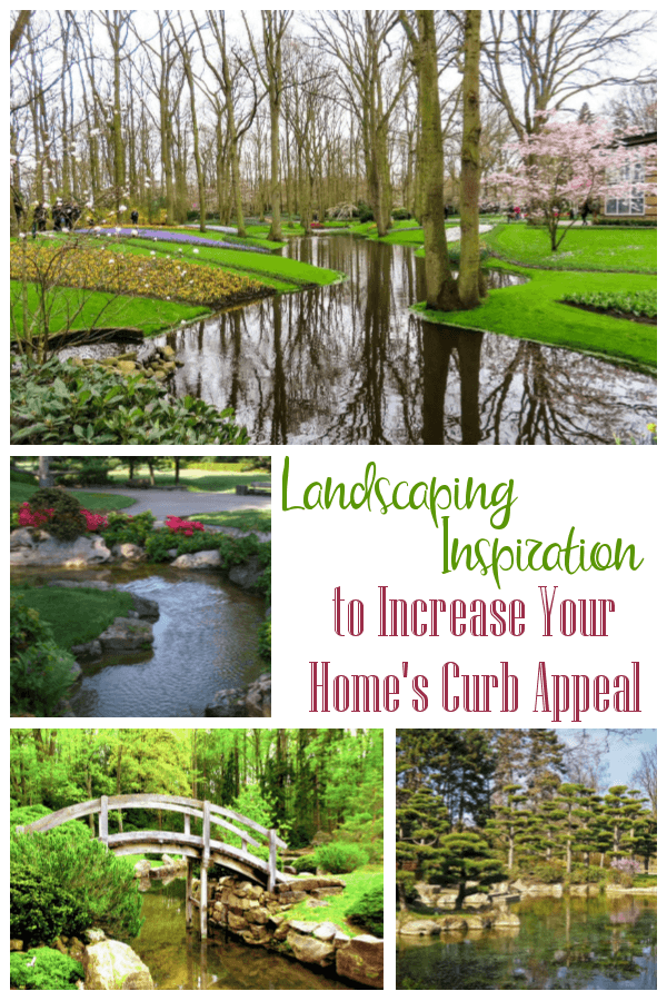 landscaping inspiration to increase your home's value