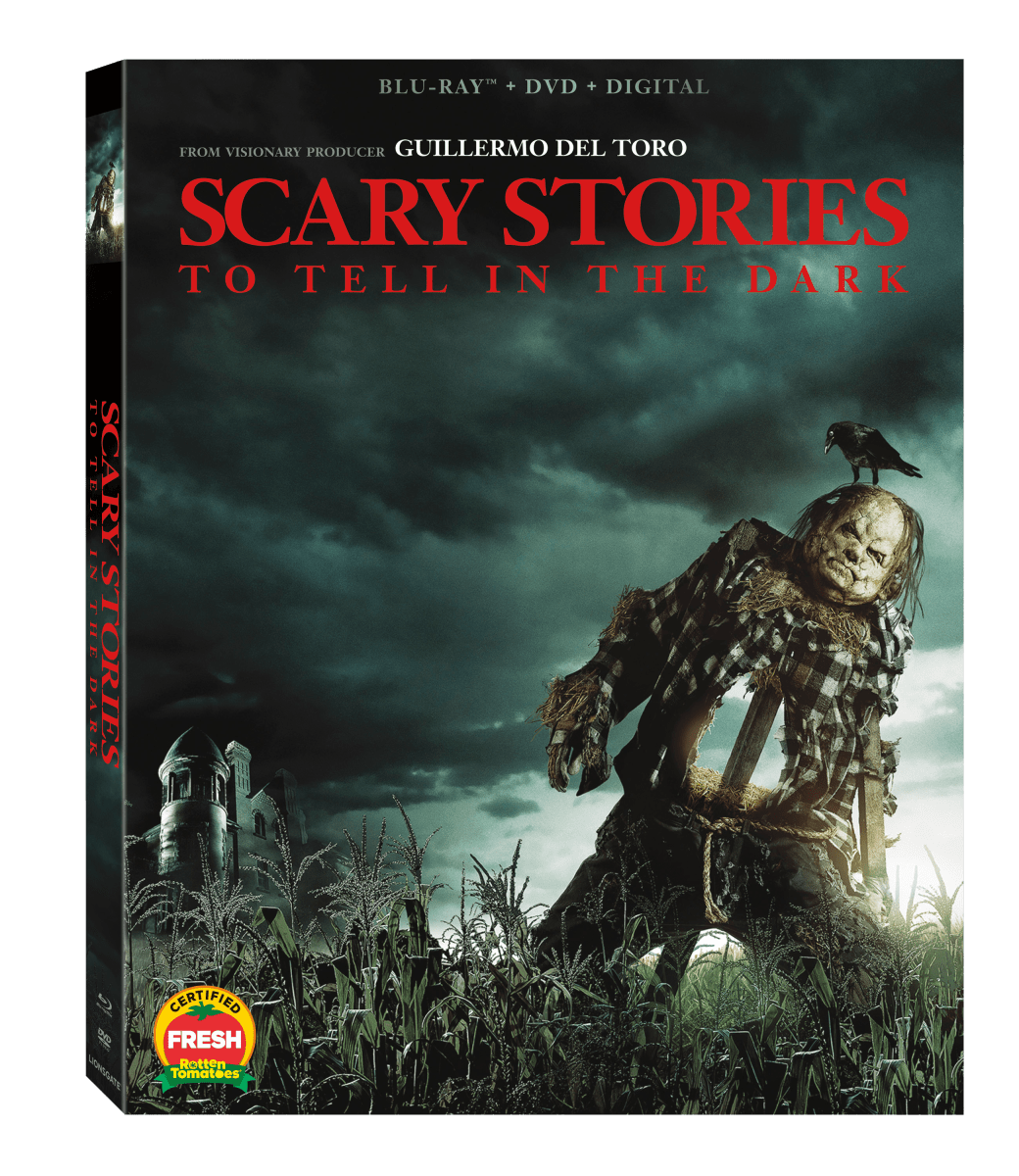 Scary Stories to Tell in the Dark Blu-Ray + DVD + Digital
