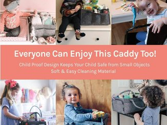 uses for the mollie ollie mimmo caddy organizer m