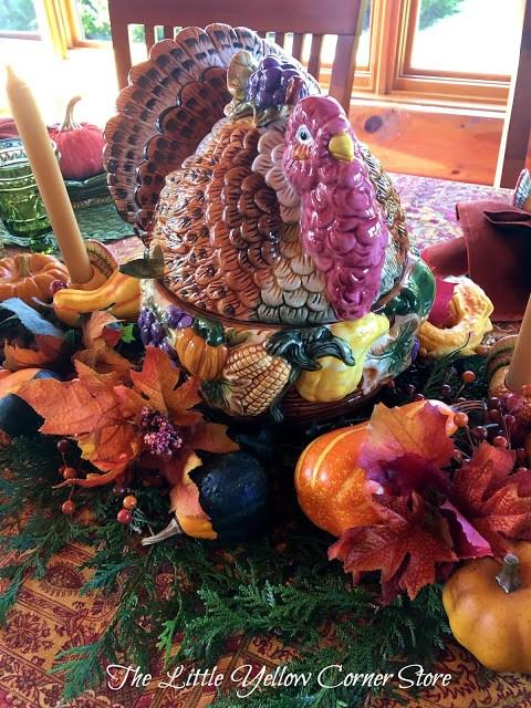 Week 252 - Turkeys Turkeys Everywhere from The Little Yellow Corner Store