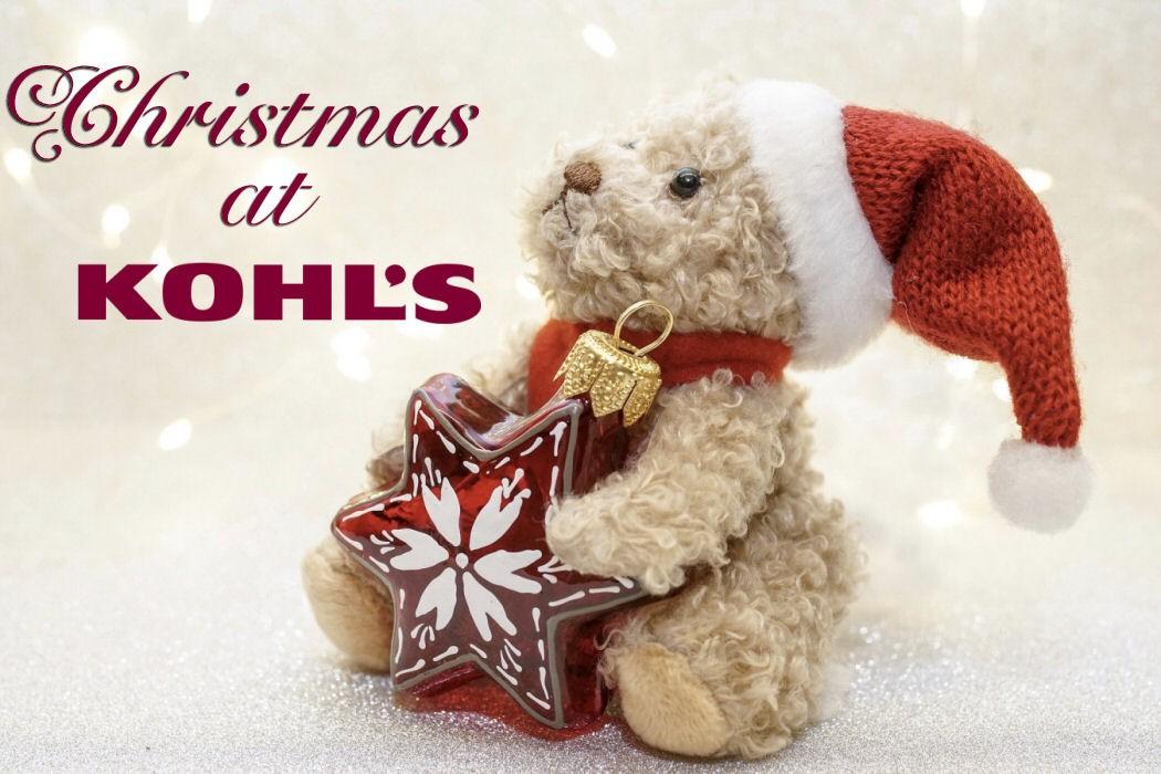 christmas at kohl's