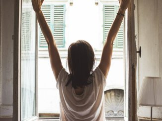 fill your morning routine with healthy habits