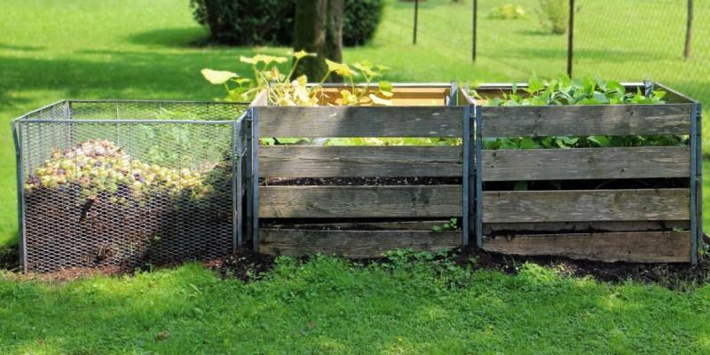 compost pits