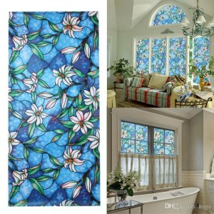 decorative solar window film