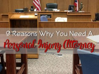 personal injury attorney, court, settlement
