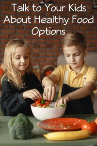kids healthy food options