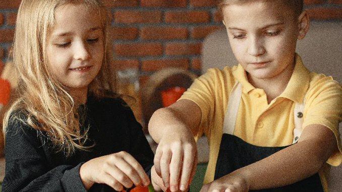 kids healthy food options