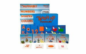 Holiday Teach My Toddler Package Giveaway