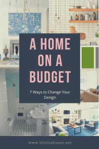 home on a budget