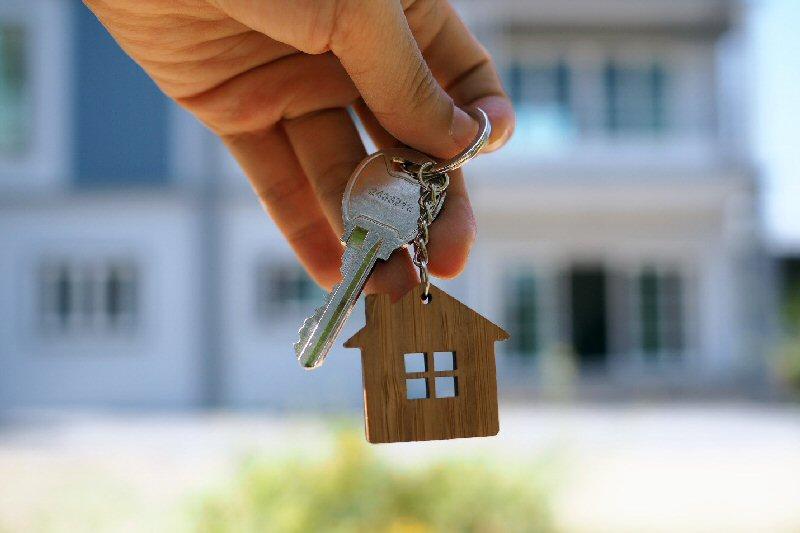 new home keychain 2