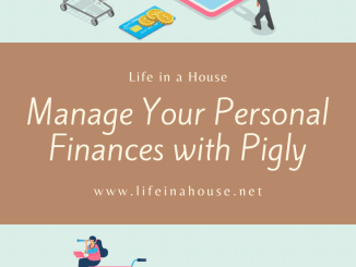 manage your personal finances with pigly