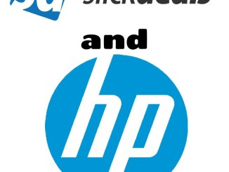 slickdeals and hp save you big