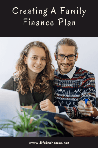 Creating A Family Finance Plan
