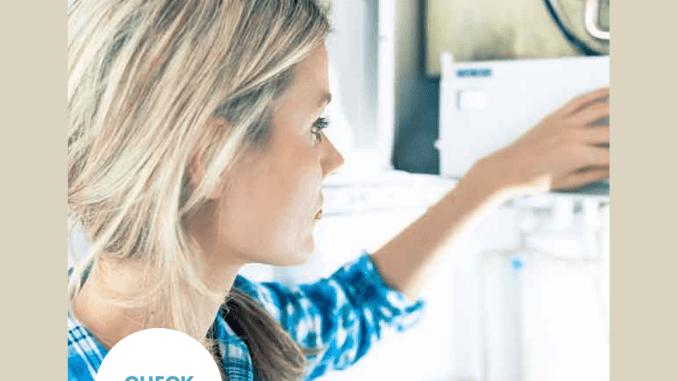 summer seasonal boiler maintenance