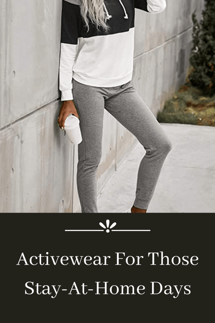Activewear For Those Stay-At-Home Days