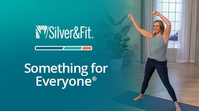 silver&fit fitness program