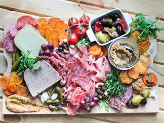 Meat and cheese are a great way to introduce proteins to your diet