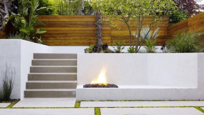 concrete retaining wall ideas