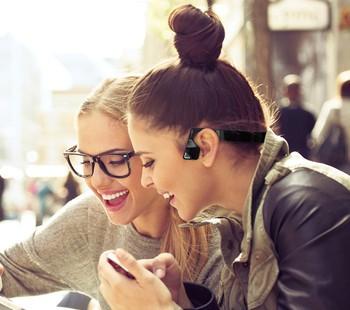 AfterShokz Bluez 2S Wireless Bluetooth Headphones Review & Giveaway