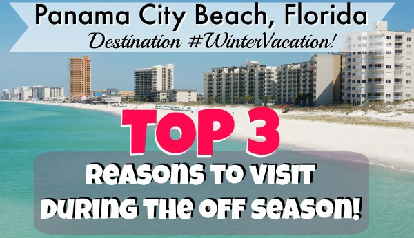 Top 3 Reasons to Visit Panama City Beach in Florida