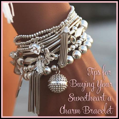 Tips for Buying Your Sweetheart a Charm Bracelet