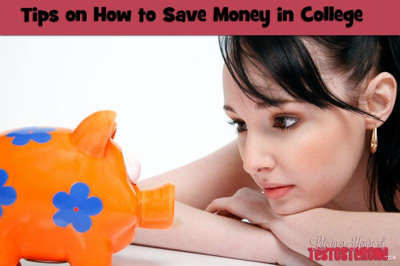 Tips on How to Save Money in College