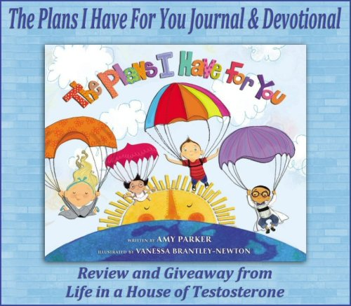 The Plans I Have For You Devotional & Journal Review/Giveaway Ends Feb. 2nd