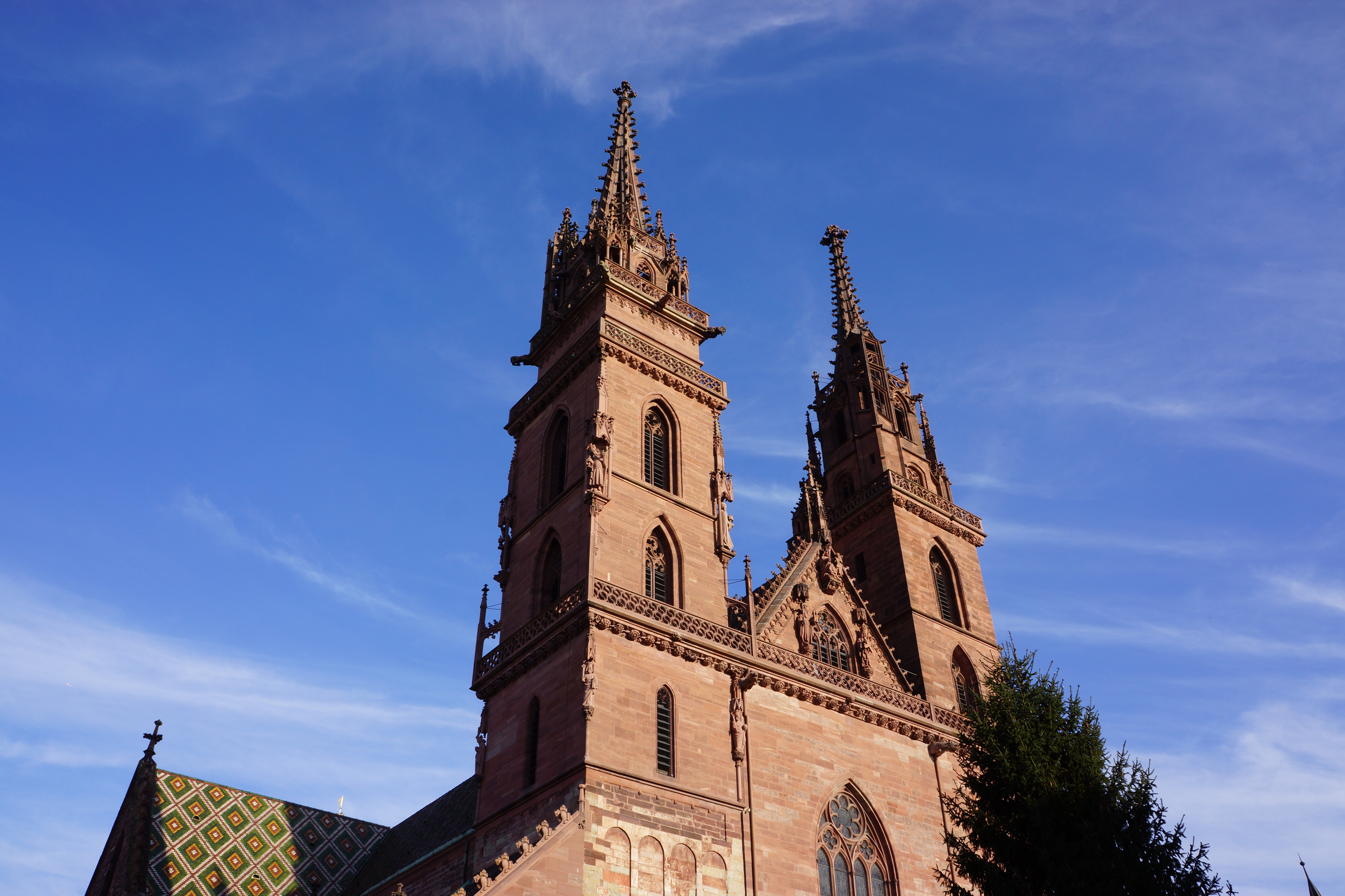 Basel Münster - Photo provided by Nik Clare