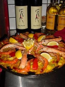 paella in basel at don pincho