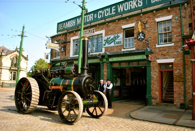 family day out north east england beamish museums