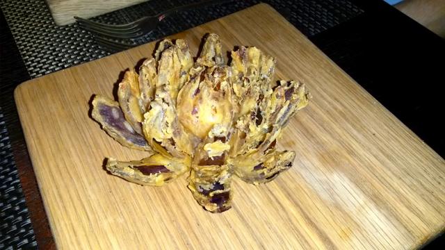 The curious 'onion flower'